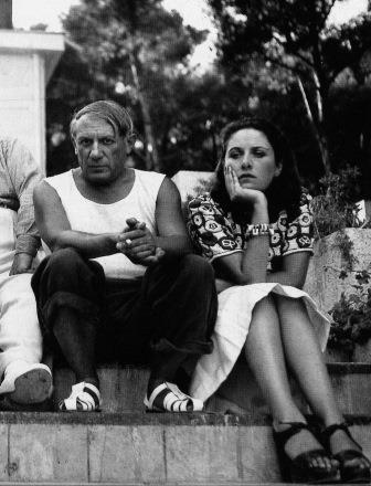 Pablo Picasso & Dora Maar
